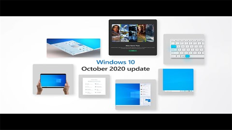 Název: Video titled: Introducing the Windows 10 October 2020 Update